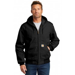 Carhartt   Tall Thermal-Lined Duck Active Jacket. CTTJ131