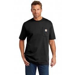 Carhartt   Tall Workwear Pocket Short Sleeve T-Shirt. CTTK87
