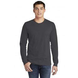 American Apparel   Fine Jersey Long Sleeve T-Shirt. 2007W