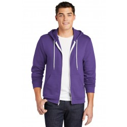 American Apparel   Flex Fleece Zip Hoodie. F497W