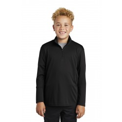 Sport-Tek   Youth PosiCharge   Competitor & 1/4-Zip Pullover. YST357