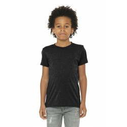 BELLA+CANVAS   Youth Triblend Short Sleeve Tee. BC3413Y