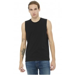 DISCONTINUED BELLA+CANVAS   Unisex Jersey Muscle Tank. BC3483