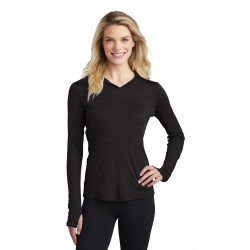 Sport-Tek   Ladies PosiCharge   Competitor & Hooded Pullover. LST358