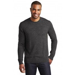Port Authority   Marled Crew Sweater. SW417