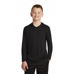 Sport-Tek   Youth PosiCharge   Competitor & Hooded Pullover. YST358
