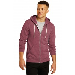 Alternative Rocky Eco & -Fleece Zip Hoodie. AA9590