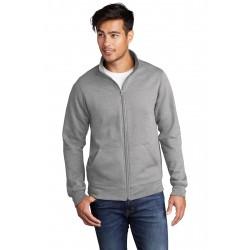 Port & Company   Core Fleece Cadet Full-Zip Sweatshirt PC78FZ