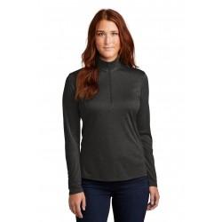 Sport-Tek   Ladies Endeavor 1/4-Zip Pullover. LST469
