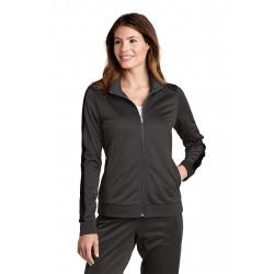 Sport-Tek   Ladies Tricot Track Jacket. LST94