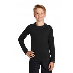 Sport-Tek   Youth Long Sleeve Rashguard Tee. YST470LS