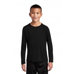 Sport-Tek   Youth Posi-UV & Pro Long Sleeve Tee. YST420LS