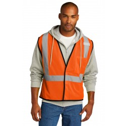 CornerStone   ANSI 107 Class 2 Economy Mesh One-Pocket Vest. CSV100