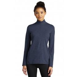 Sport-Tek  Ladies Exchange 1.5 Long Sleeve 1/2-Zip LST711