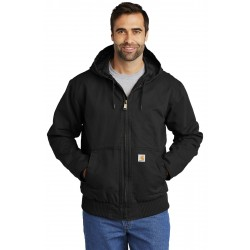 Carhartt  Tall Washed Duck Active Jacket. CTT104050