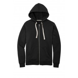 District  Re-Fleece & Full-Zip Hoodie DT8102
