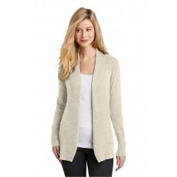 Port Authority  Ladies Open Front Cardigan Sweater. LSW289