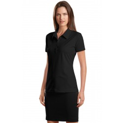 DISCONTINUED Nike Elite Series Ladies Dri-FIT Ottoman Bonded Polo. 429461